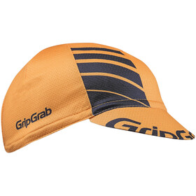 GripGrab Lightweight Summer Cycling Cap orange